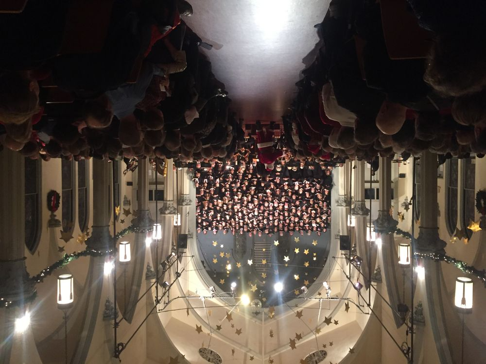 Chorus of Westerly's Christmas Pops