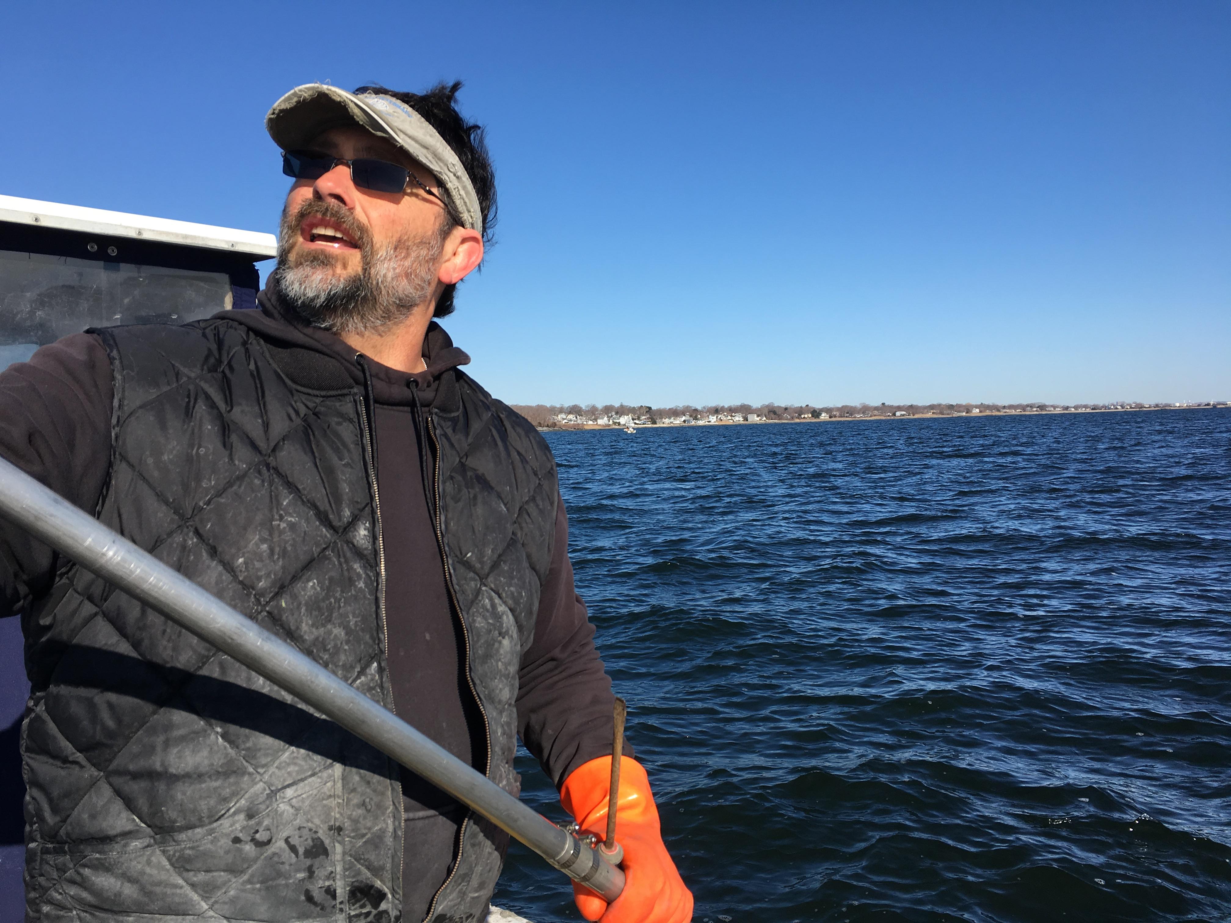Inside Rhode Island's Quahog Industry, A Shrinking Workforce