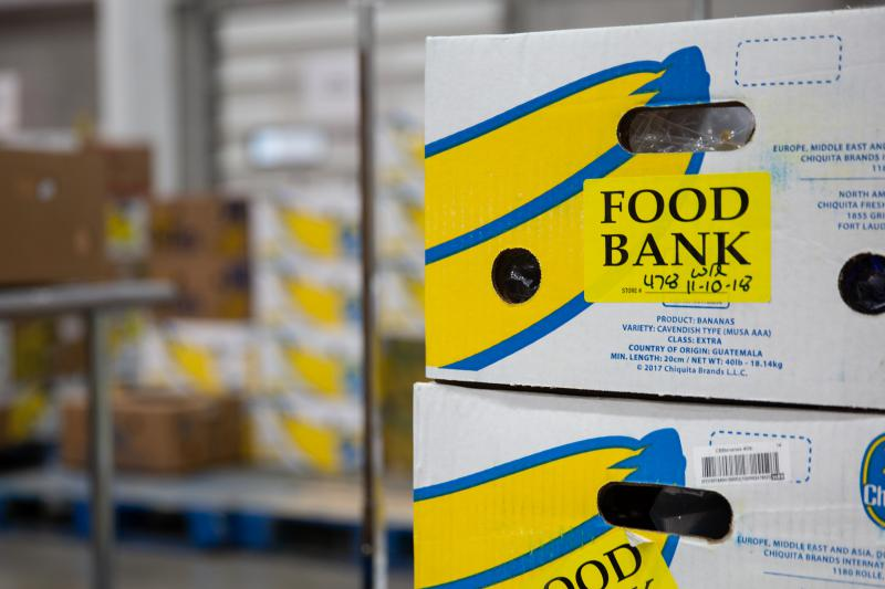 Foodshare president and CEO says that orders are in for food until March and if the shutdown continues, the food bank won't have any new food coming in.
