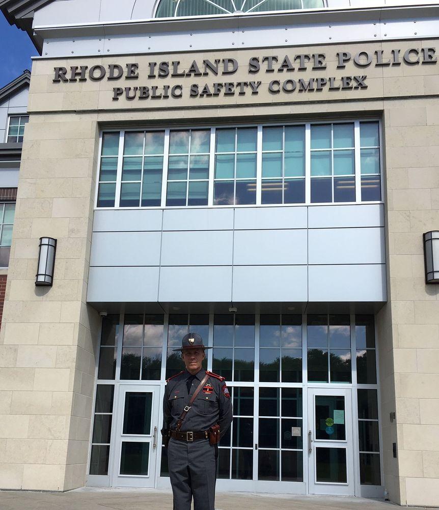 R.I. State Police Col. James M. Manni.
