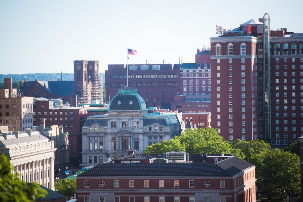 The city of Providence