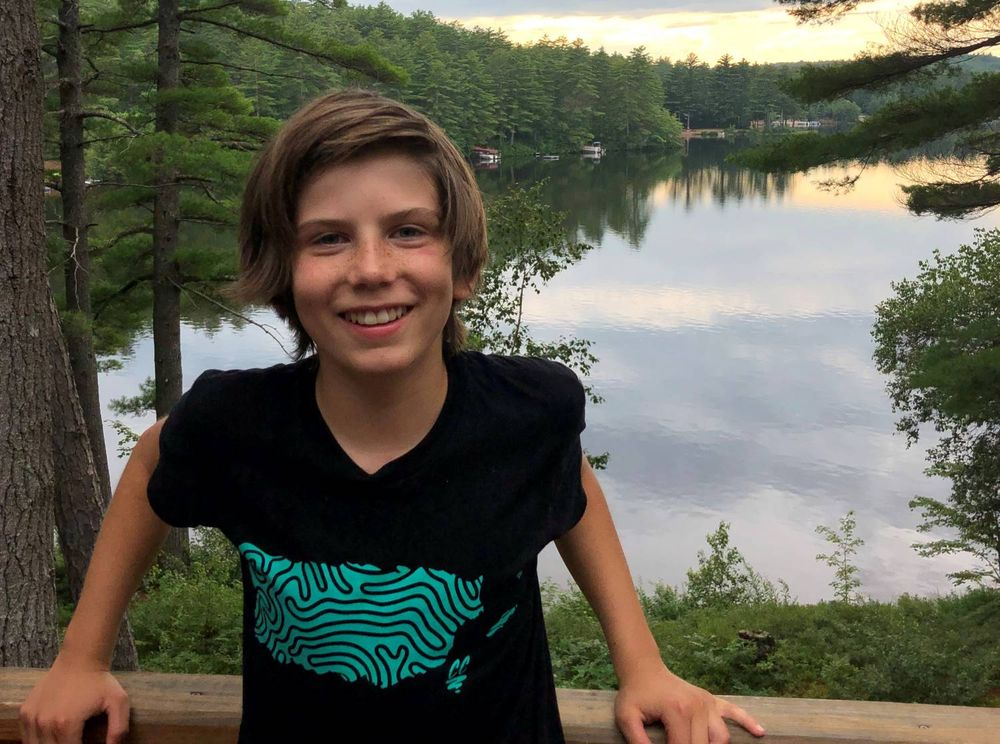 This I Believe New England - Forgiveness