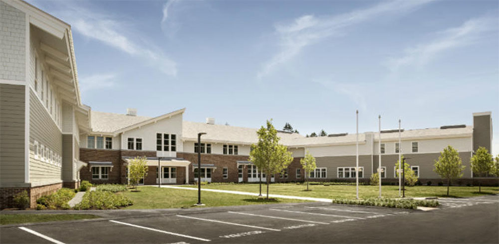 The DYS facility in Middleton