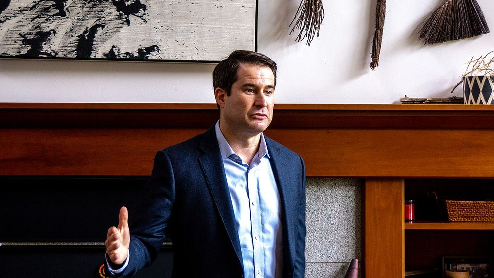 Mass. U.S. Rep. Moulton Drops Out Of Presidential Race