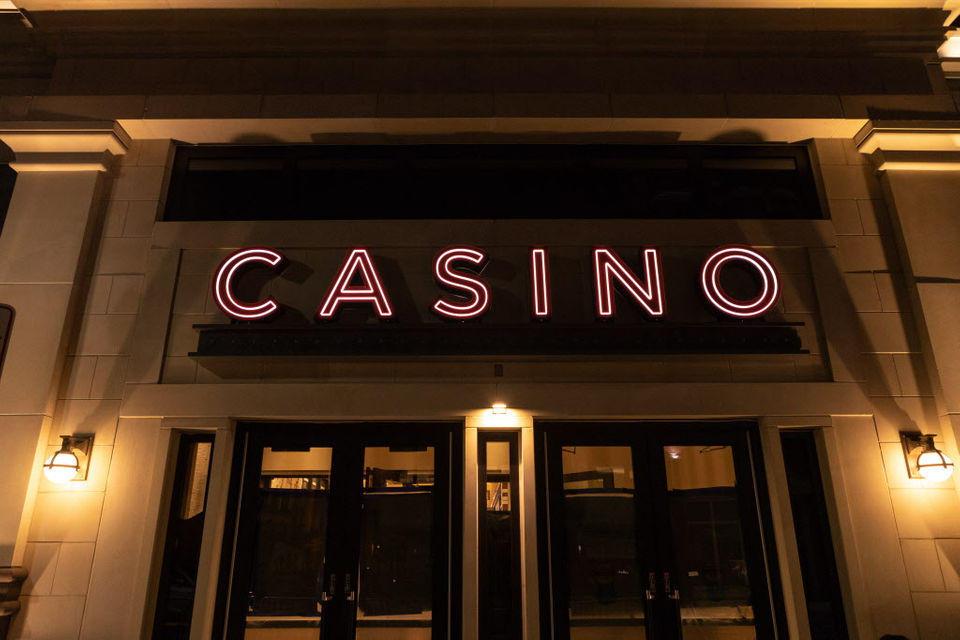 The MGM casino in Springfield, Mass.