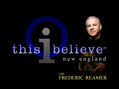This I Believe New England - Gravestones