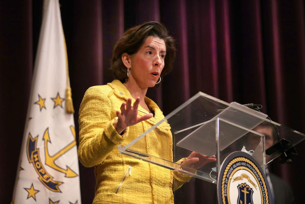 Poll: 66 percent say Raimondo is reopening RI at the right pace