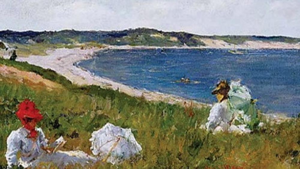 Artscape: The Origins Of The Summer Beach Read