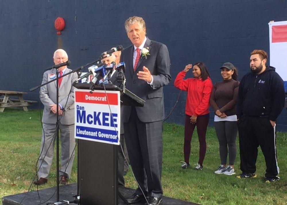McKee in 2017