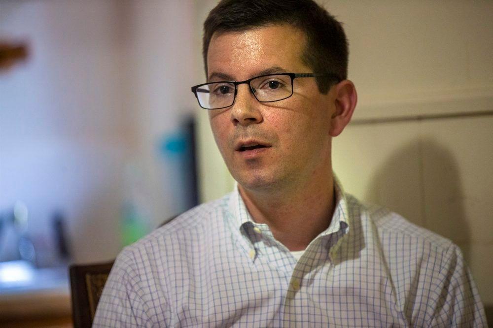ACLU attorney Dan McFadden.