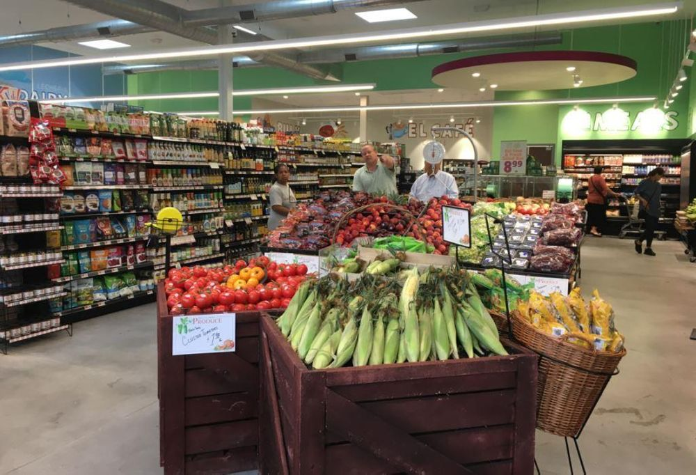 The Urban Greens Co-op Market is opened to members Tuesday, June 25th. The grocery store opens to the general public on Thursday, June 27th.
