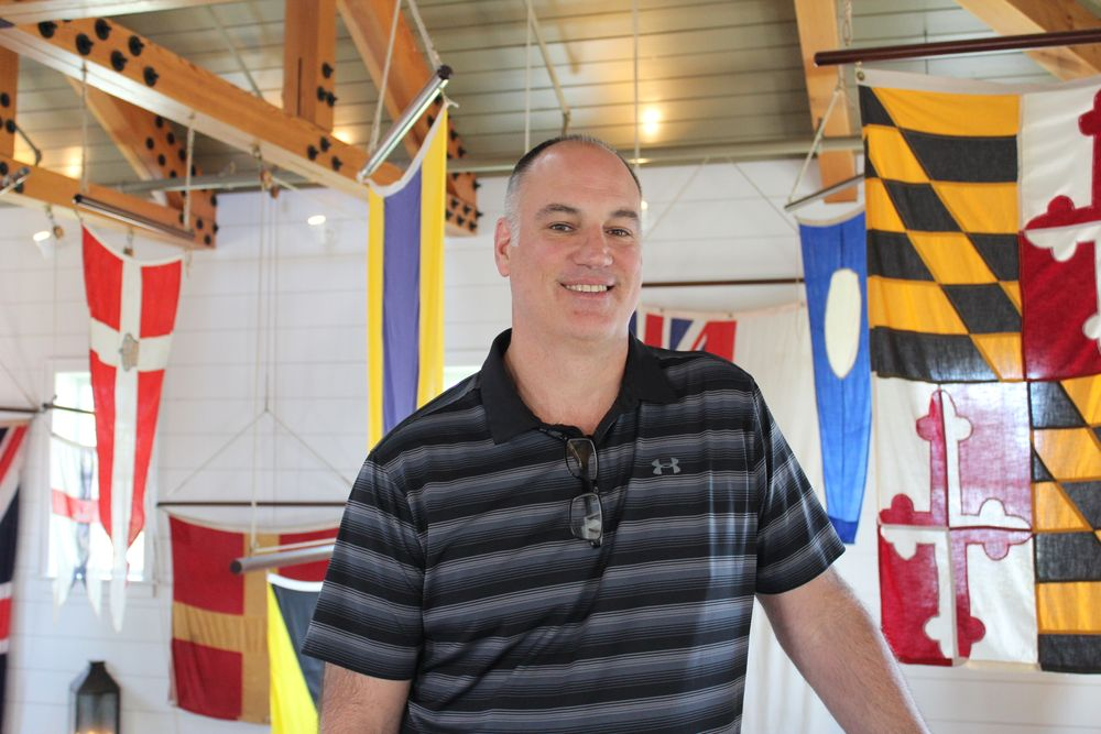 Charlie Holder has been operations manager at Newport's Midtown Oyster Bar since the restaurant opened in 2013. Going into this summer, he has about 25% fewer employees than during a typical year.
