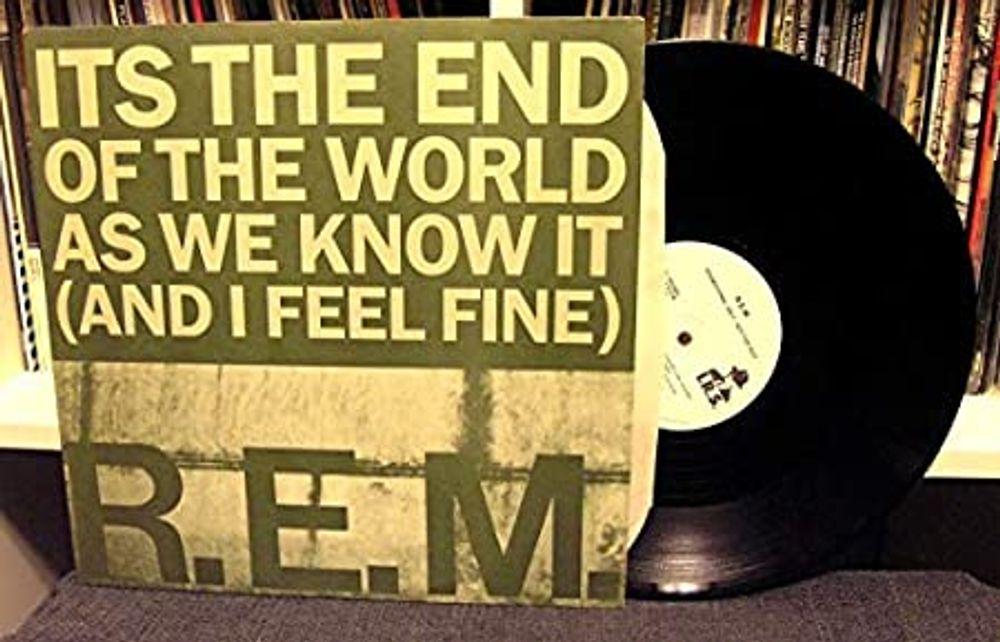 REM album cover