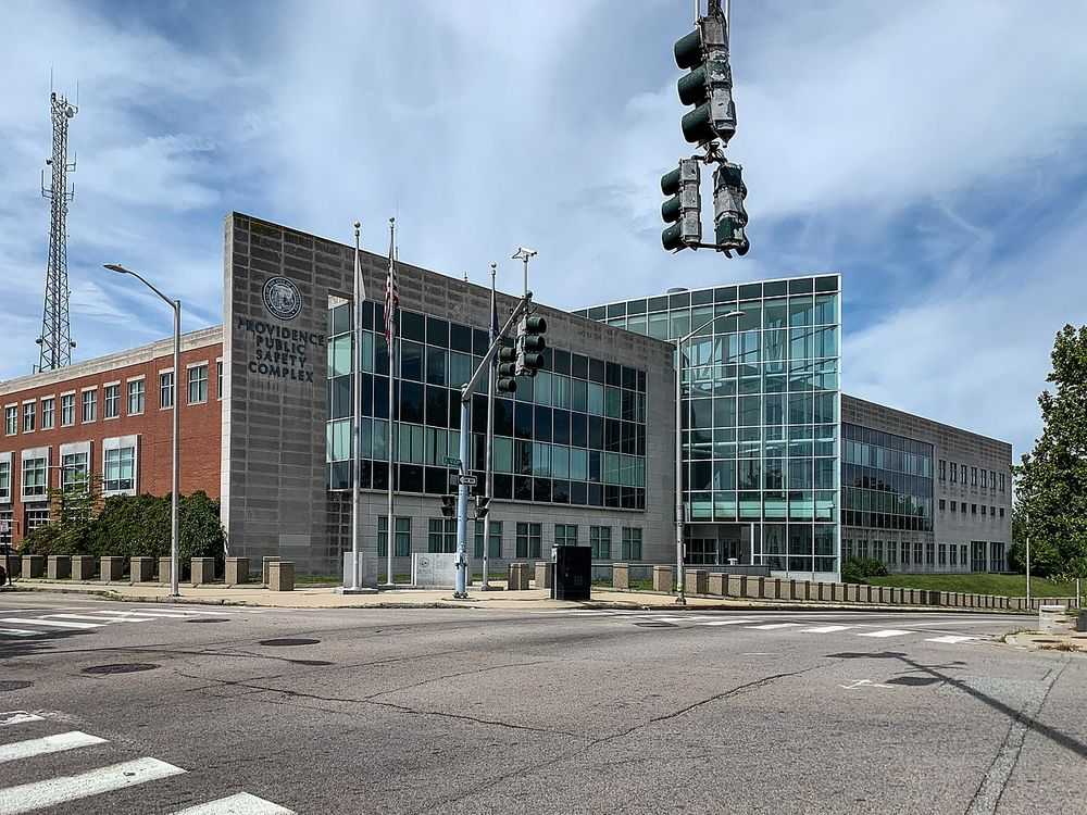 Providence Public Safety Complex in 2019.