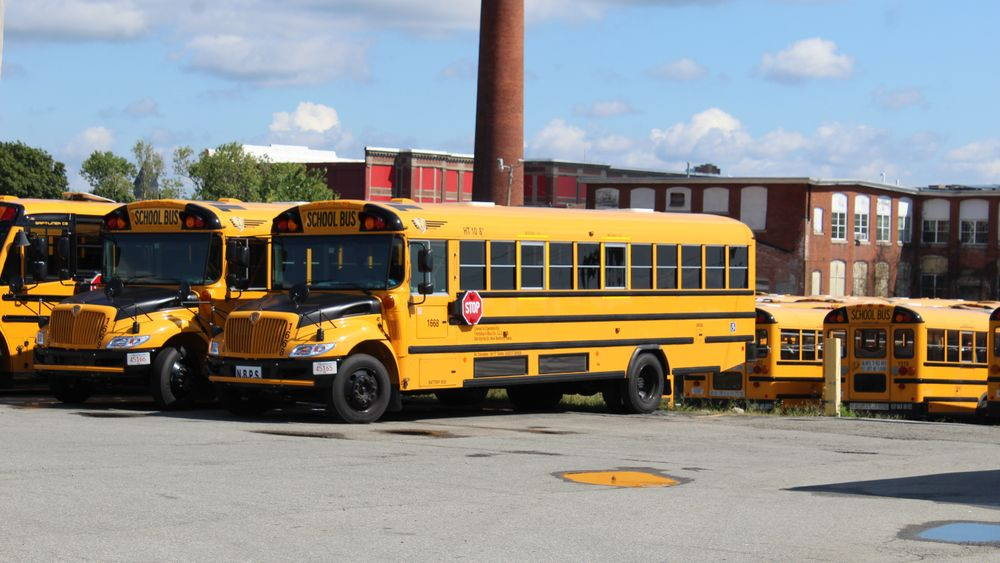 Tremblay's Bus Company operates a fleet of more than 250 vehicles.
