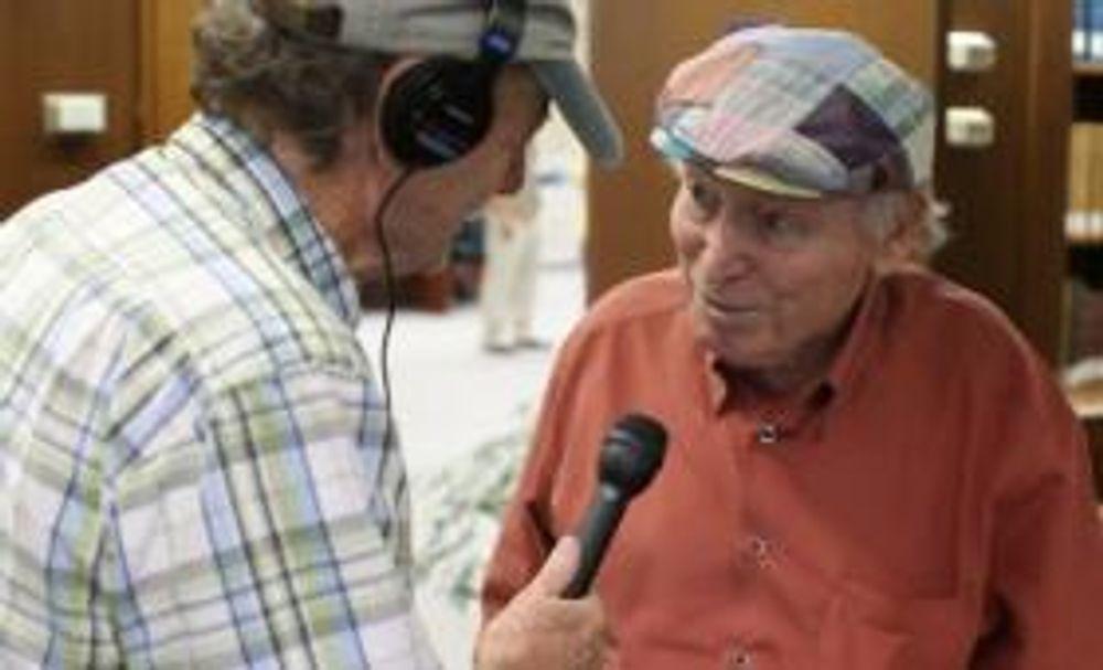 George Wein with Bob Seay