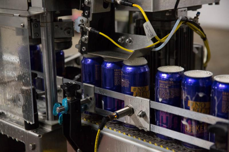 Furlough inside federal bureau of Alcohol, Tobacco, and Firearms stops approval process. That impacts local breweries like Bloomfield's Thomas Hooker Brewery.