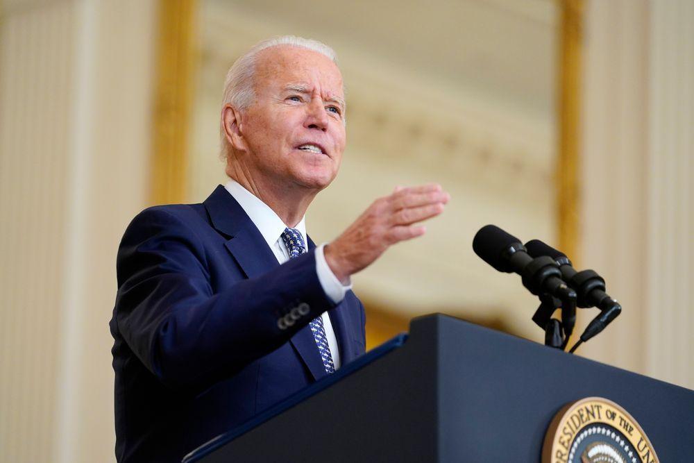President Biden has backed a series of spending bills.