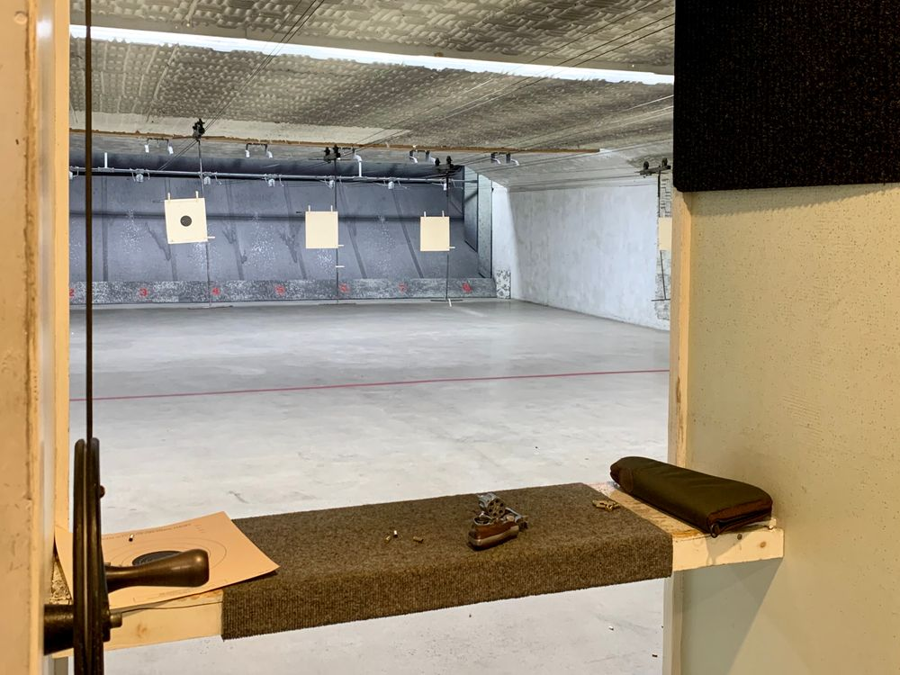 Since COVID-19 hit Rhode Island this spring, the Newport Rifle Club has seen a significant increase in demand for pistol safety and marksmanship courses.