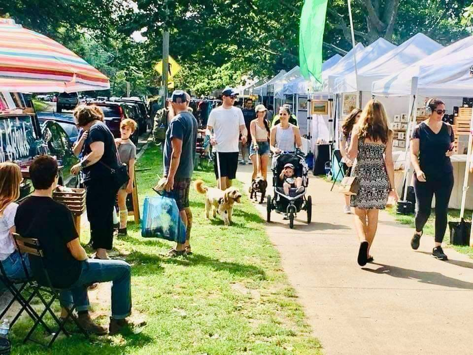 The Providence Artisans Market will be scaled-back this season.