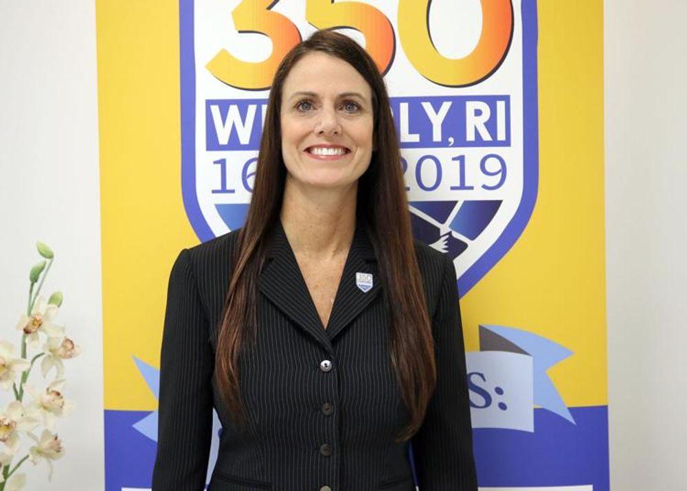 Ocean Community Chamber of Commerce president Lisa Konicki
