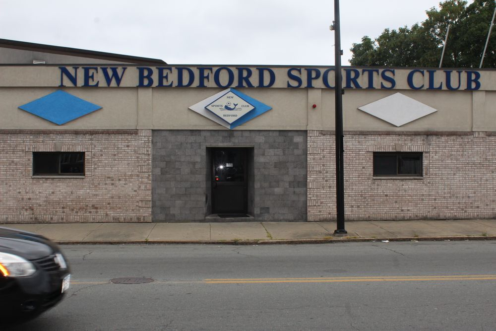 The New Bedford Sports Club still fields several soccer teams from its membership.