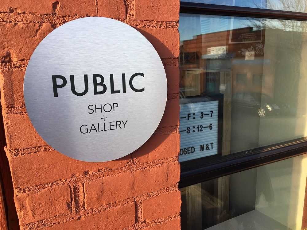 Public Shop & Gallery Is A New Home For Art, Culture And Community