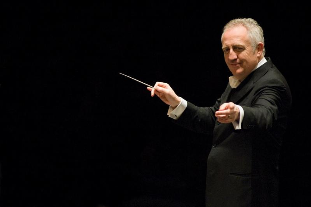 Bramwell Tovey, new conductor and artistic advisor of the RI Philharmonic