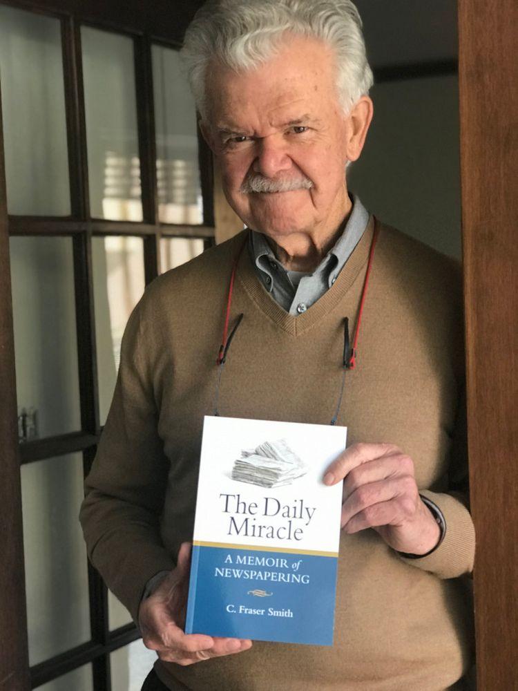 Fraser Smith's Memoir