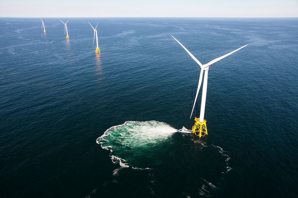 Divided Waters - Can Offshore Wind Energy And The Fishing Industry Coexist In The Age Of Climate Change?