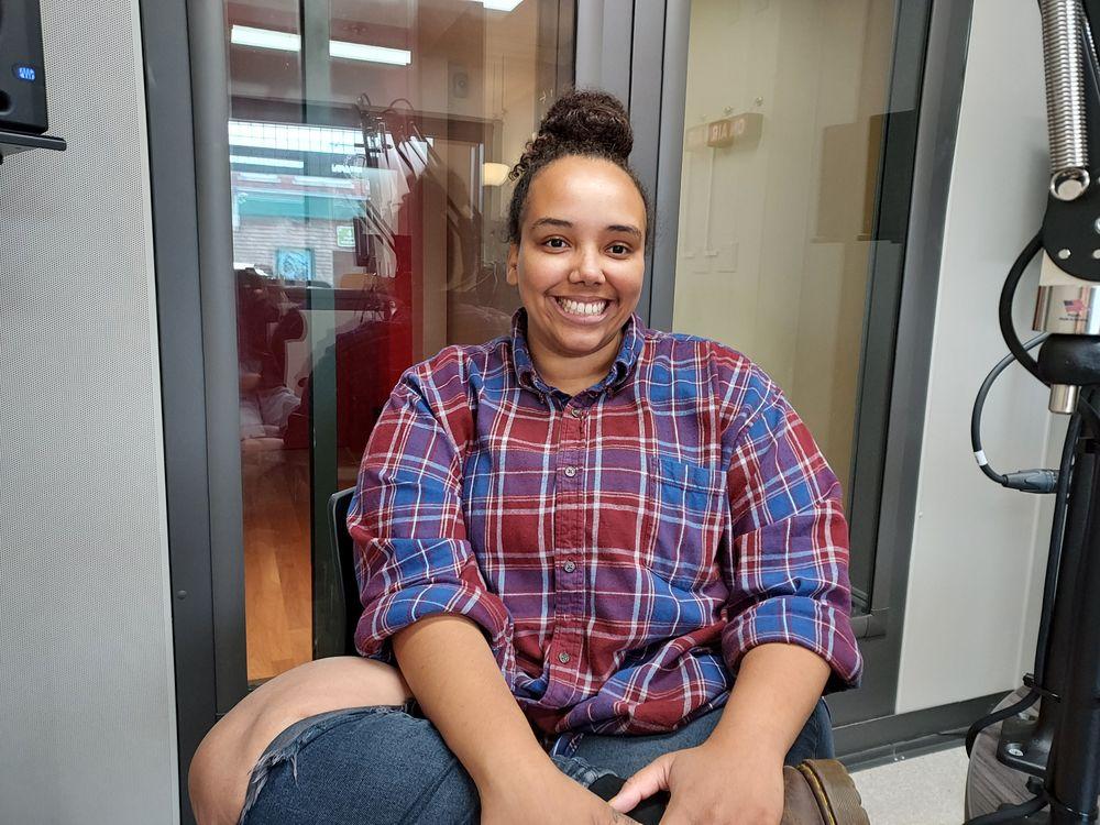 2018 Westerly High School graduate Kayla Kennedy