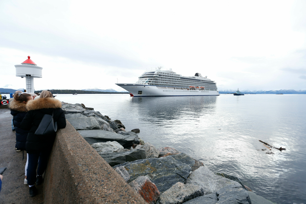 The Public's Radio - Official: Norway cruise ship engines