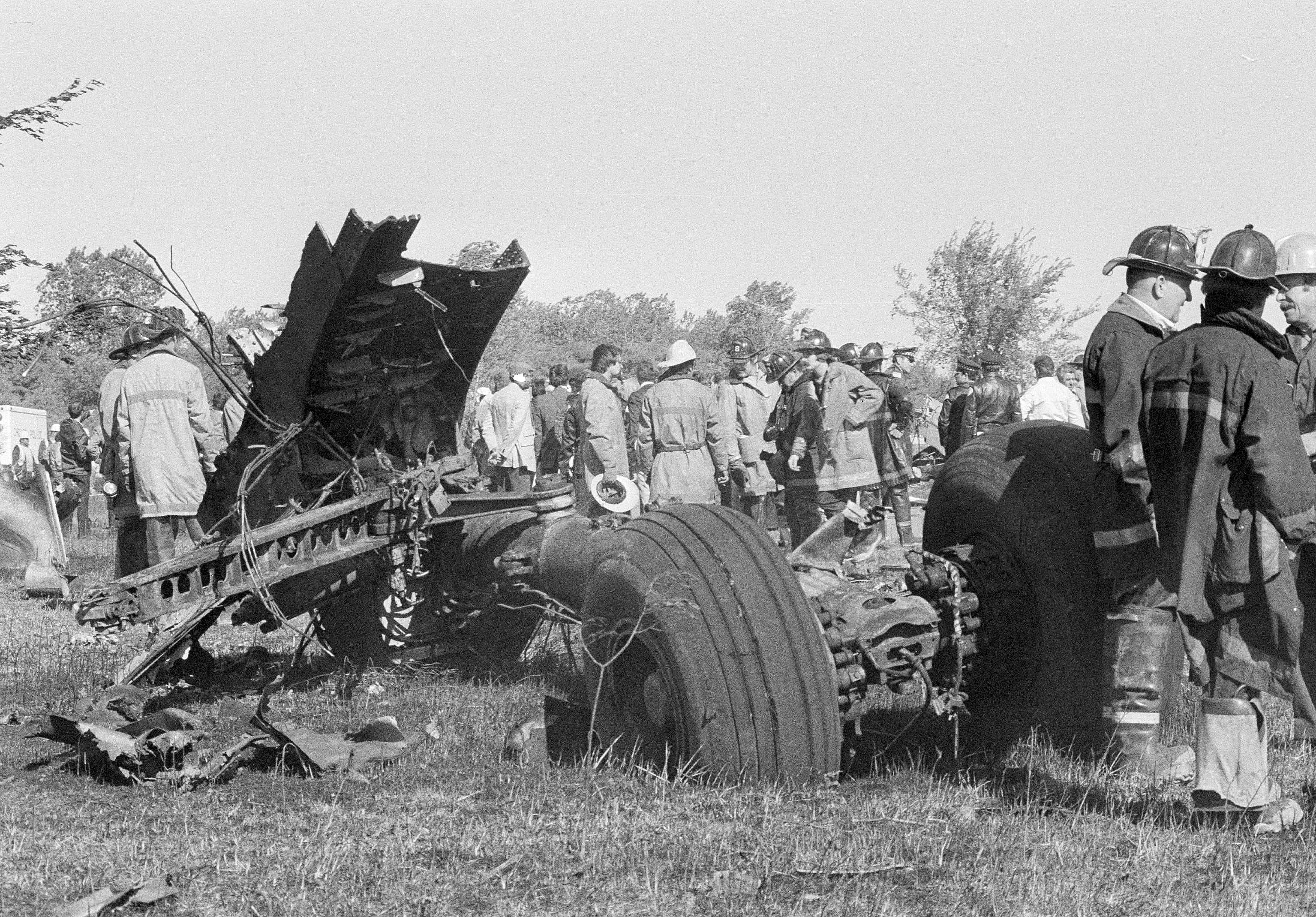 Ap Was There 1979 Chicago American Airlines Crash Kills 273