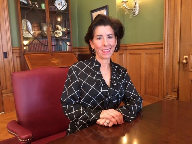 Q&A: Raimondo On Her Priorities, RI's Persistent Deficits, Healthcare Landscape & More