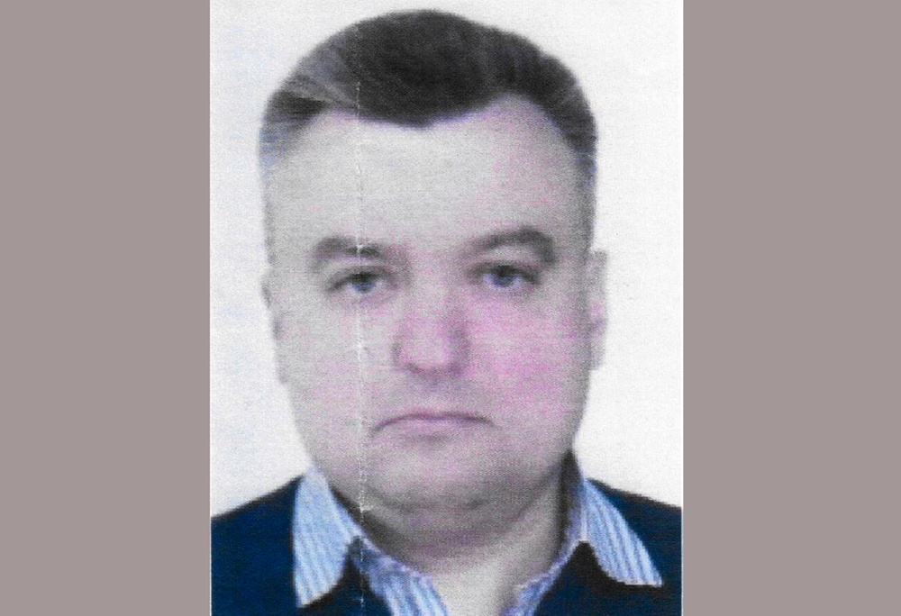 An undated handout photo obtained by The Associated Press from an intelligence report from a European service of a man identified as Yevgeny Umerenko.  Computer technology espionage specialist identified as Yevgeny Umerenko, was detained in Stockholm, Sweden, before he carried out an act of espionage, according to Swedish authorities Thursday March 28, 2019. (Photo via AP)