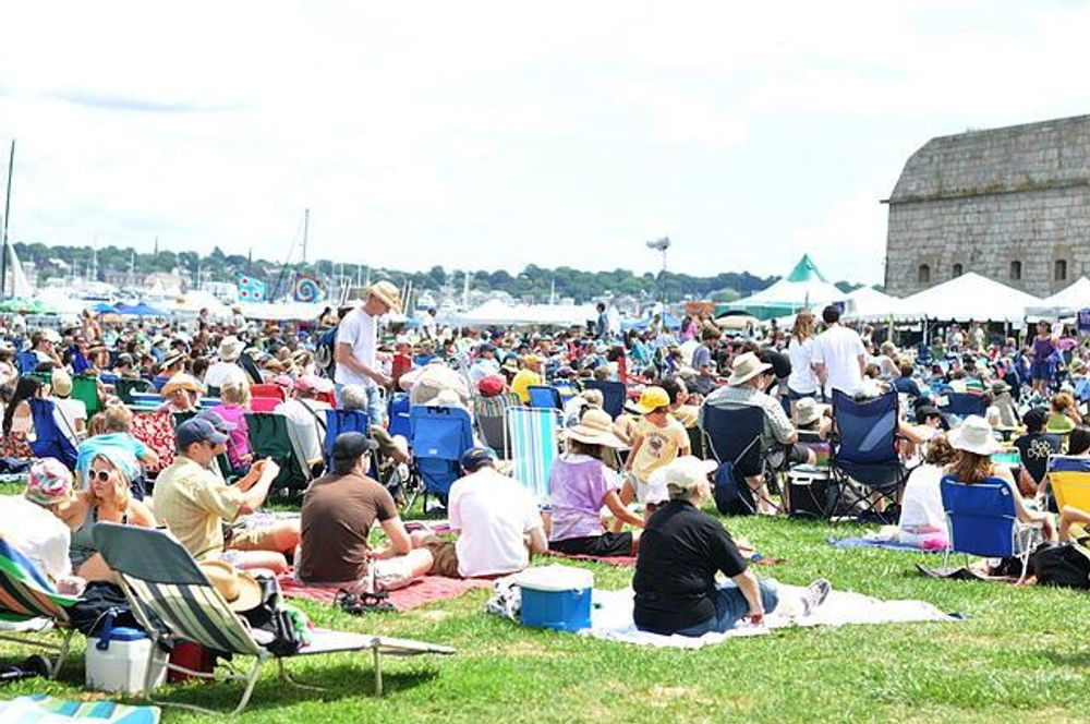 Folk Festival and Jazz Festival plan a return to Newport in 2021