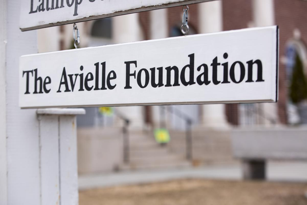 The Avielle Foundation has offices at a venue in Newtown known locally as the Edmond Town Hall.