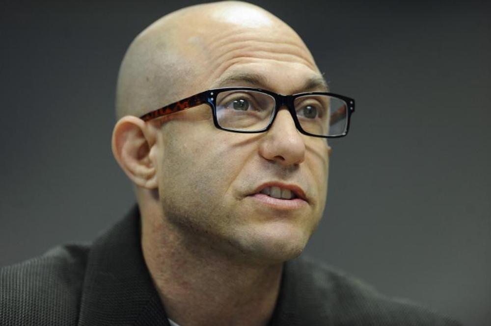 Jeremy Richman father of Sandy Hook Elementary school shooting victim Avielle Richman in a file photo taken in November 2014.