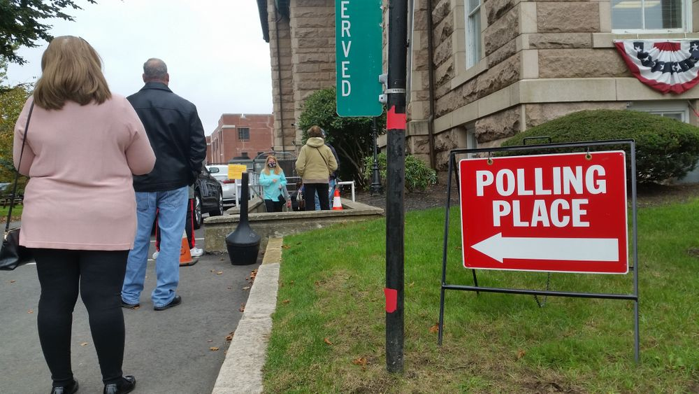 Voters considering critical issues in Cranston mayoral race