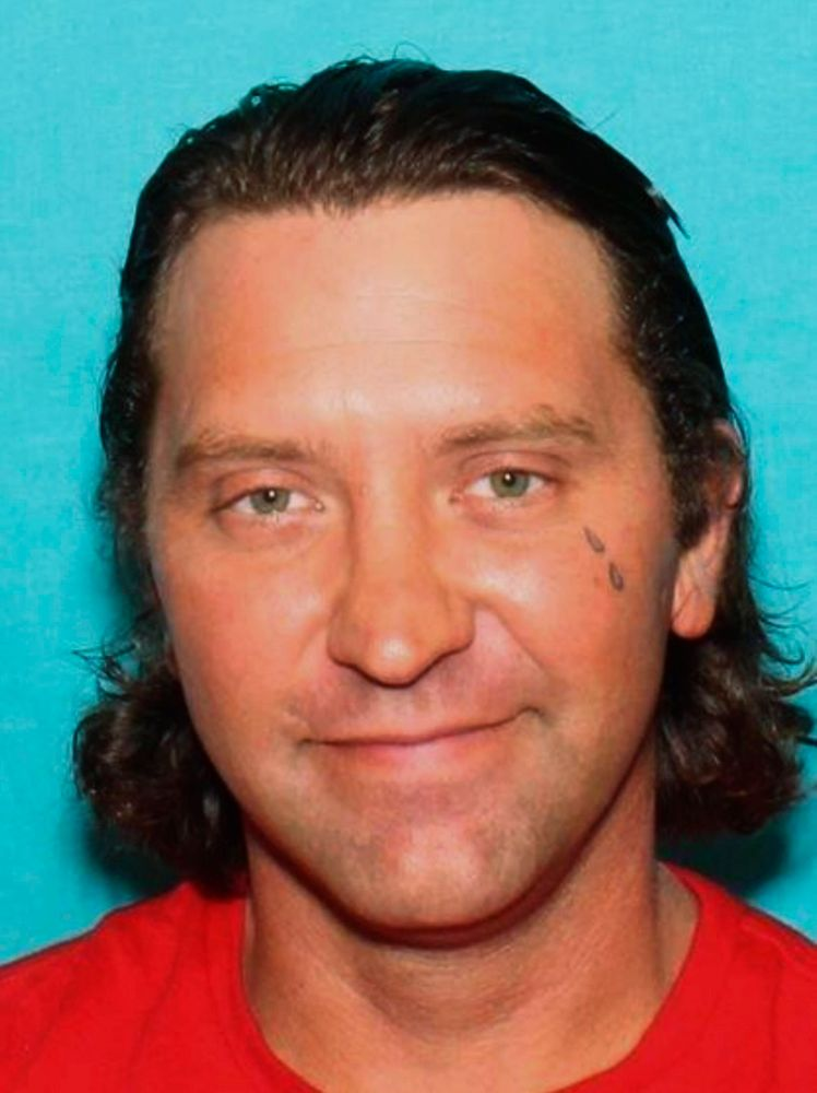 This undated photo provided by the City of Odessa via FBI shows Seth Aaron Ator. The gunman in a West Texas rampage