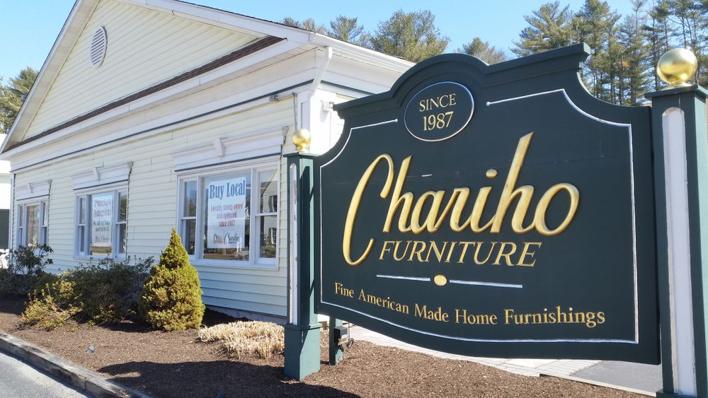 Chariho Furniture in Richmond saw a 36% increase in sales in 2020.