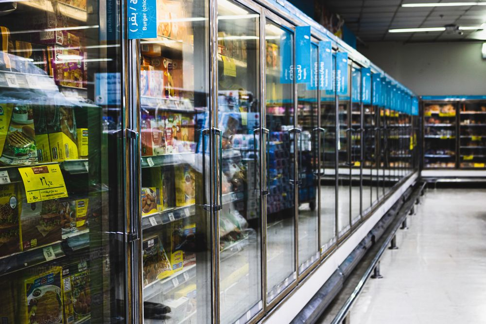 What's the impact of our constantly running refrigerators on the climate?