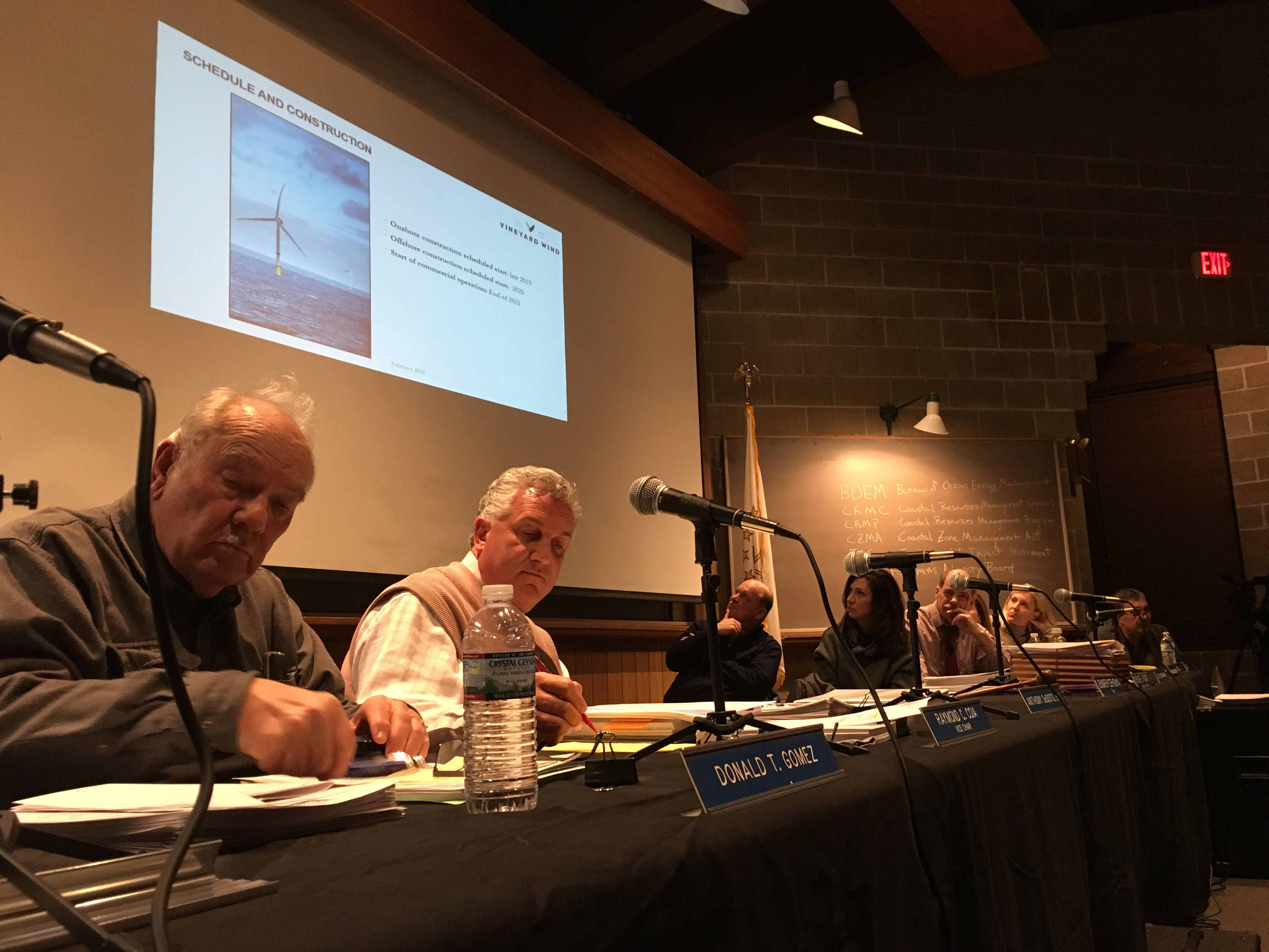 The Public's Radio - As RI Coastal Regulators Finish Review Of