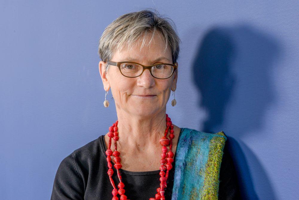 Dr. Annie De Groot, medical director of Clínica Esperanza