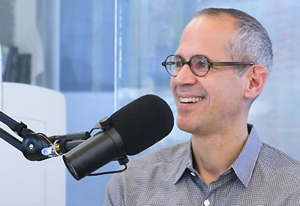 Alex Blumberg CEO Of Gimlet Media