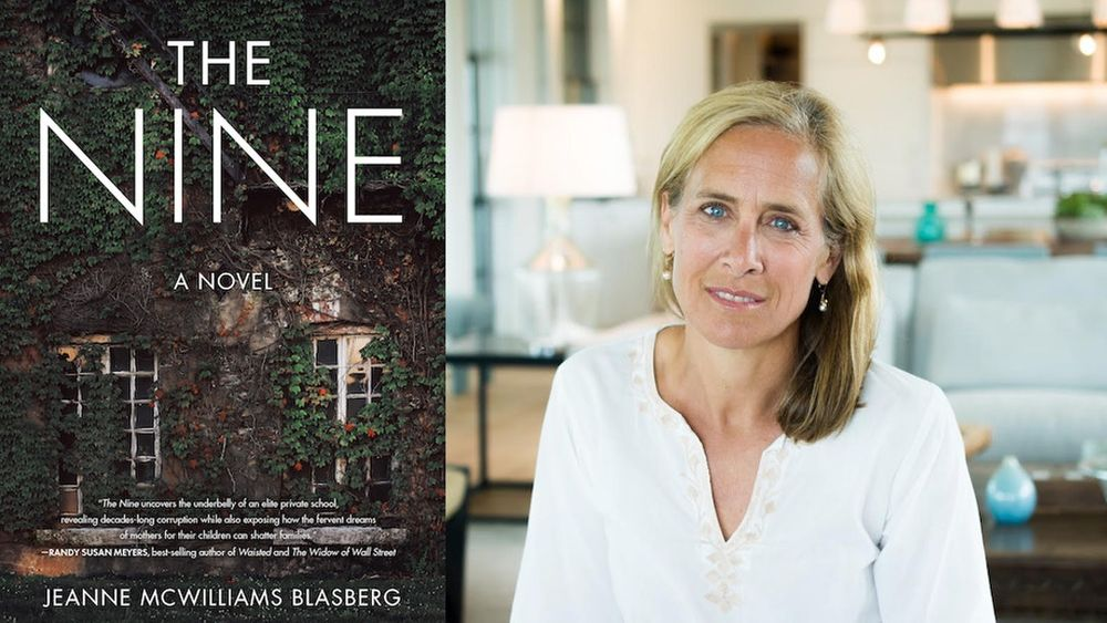 Ocean House Author Series: Jeanne Blasberg, The Nine