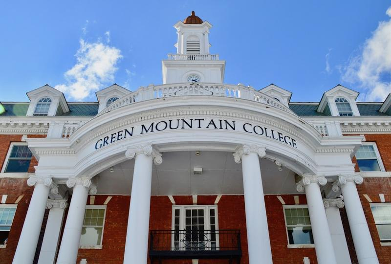 Green Mountain College is one of three Vermont schools that will close or stop teaching at the end of the current semester.