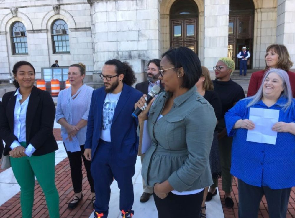RI Political Cooperative introduced itself last year