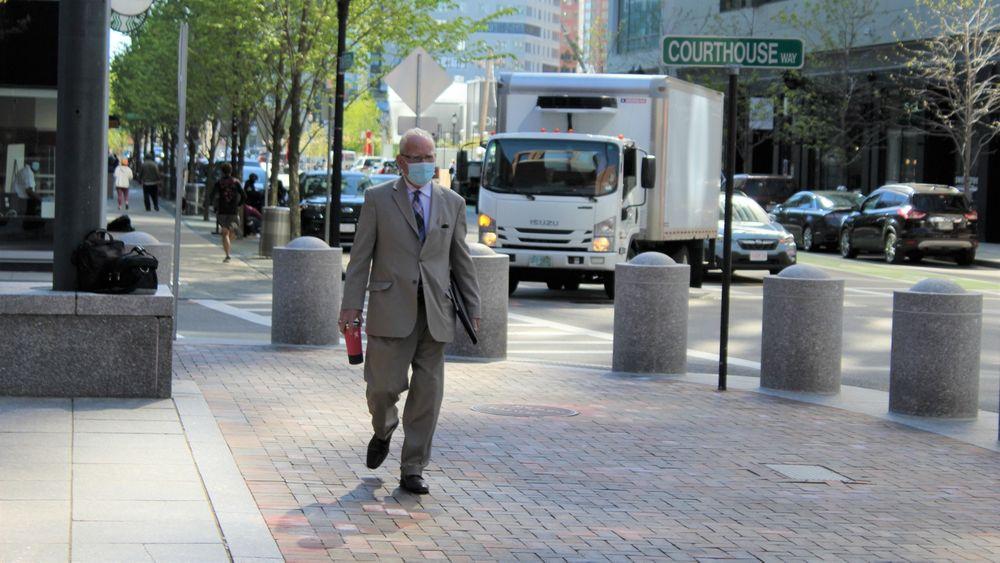 Correia's defense attorney, Kevin Reddington, said his client was