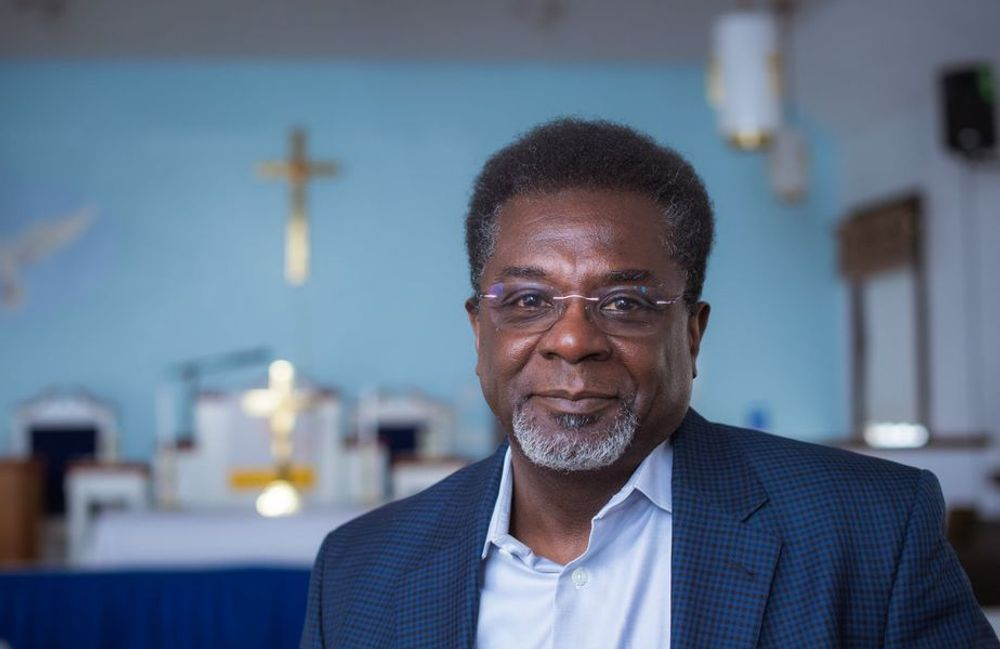 The Rev. Howard M. Jenkins Jr.
